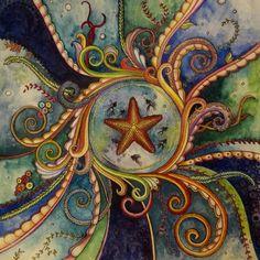 Page not found - Johanna Basford Johanna Basford Books, Johanna Basford Coloring Book, Lost Ocean, Zentangle, Joanna Basford, Secret Garden Coloring Book, Ocean Colors, Doodles, Polychromos