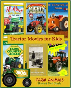 Tractor Movies for K