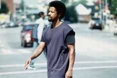 Denzel Washington -Una mala jugada 1998 - Dir: Spike Lee  (Estados Unidos). Spike Lee, Denzel Washington, Shirt Dress, T Shirt, Mens Tops, Dresses, Fashion, United States, Supreme T Shirt