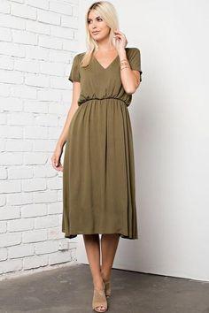 Derby Doll Dress - Lew Lew Belle Boutique