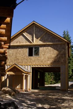 Who Says You Can T Put An Addition On A Log Home