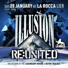 Dj Wout stunt met exclusieve 'Illusion Re:united' Mix