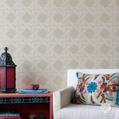 460 Best Stenciled Painted Walls Images In 2019 Royal Design