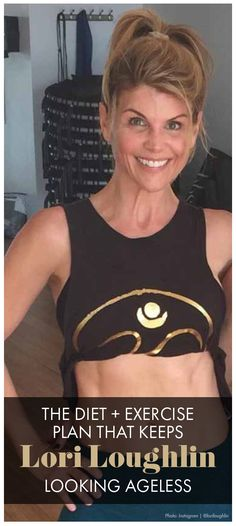 Lori Loughlin or Aunt Becky from Full House, is looking better than ever and we have her diet and fitness plan that keeps her looking ageless. Womanista.com