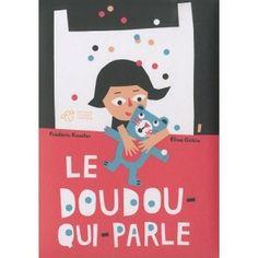 semaine 2 Le doudou qui parle - école petite section