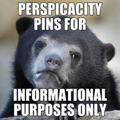 Perspicacity Pins For informational purposes only don't attempt anything yourself