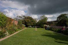 SUNDIAL GARDEN AGAIN,HELIGAN,Cornwall Lost Gardens Of Heligan, Sundial, Cornwall, Sidewalk, House, Sidewalks, Haus, Home, Pavement