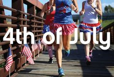 Sparkle Athletic can outfit you for your Fourth of July and Patriotic runs and races!