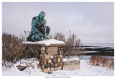 A Lobsterman's Devotion    Maine Landscape Photograph    Lands End, Harpswell, Maine