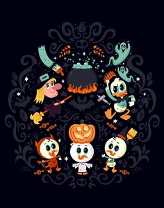 Witchy Wallpaper, Holiday Wallpaper, Halloween Wallpaper Iphone, Fall Wallpaper, Disney Wallpaper, Mickey Halloween, Fall Halloween, Happy Halloween, Apple Watch Wallpaper