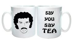 Hey, I found this really awesome Etsy listing at https://www.etsy.com/au/listing/115678959/say-you-say-me-ceramic-mug-uk-seller