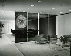 Retro Office, Vintage Office, Divider, Room, Furniture, Design, Home Decor, Bedroom, Decoration Home