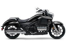 2014 Gold Wing Valkyrie