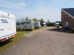 Perfecte sanitaire voorzieningen en camperplaatsen.