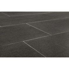 """Salerno Full Body Porcelain Tile - Everest Series Dark Gray / 24""""x24"""" Black Vinyl Flooring, Porcelain Tile, Free Samples, Full Body, Kitchen Remodel, Gray, Grey, Porcelain Tiles, Updated Kitchen"""