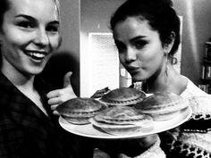 Bridgit with Selena!!