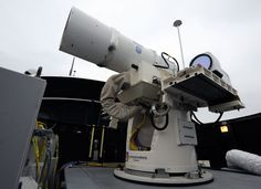 US Navy to deploy futuristic military laser to Persian Gulf | The ... www.timesofisrael.com1024 × 742Search by image A laser weapon sits temporarily installed aboard the guided-missile destroyer USS Dewey in San Diego. The Navy plans to deploy its first laser on a ship in ...