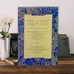 Wedding cards, invitations F1435nm