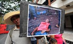 Surge in deaths of environmental activists over past decade, report finds