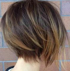 Undercut short bob. COULD I DO THAT WITH THE BACK OF MY HAIR??