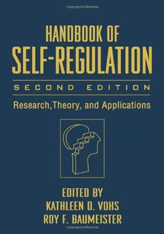 Handbook Of Self-Regulation Second Edition: Research Theory And Applications PDF
