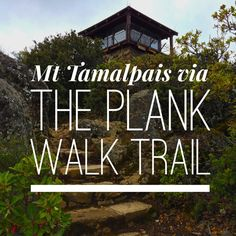 Hike The Plank Walk Trail to Mt Tam