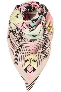 Gorgeous scarf from Topshop...
