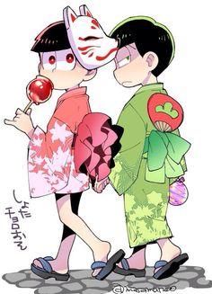 Osomatsu & Choromatsu
