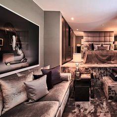 The Netherlands / Huizen / Head Quarter / Show Room / Bed Room / Cobra Art / Eric Kuster / Metropolitan Luxury