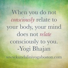 Spend 30 days with us transforming and balancing your body and mind! Our Early Summer Cleanse starts on Monday.   Read more on our website: #quotes #yogibhajan #kundalini #kundaliniyogabo