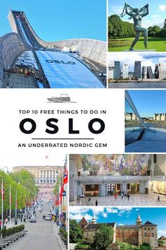 Oslo is a Scandinavian wonder that's worth your time. Check out this post for the top 10 FREE things to do when in this Nordic city! via http://iAmAileen.com/top-free-things-to-do-oslo-norway/ #oslo #norway #freethingstodo #free #travelonabudget #cheapthingstodo #budgettips