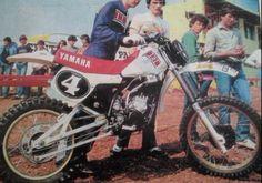 YAMAHA 125 oficial - 1981