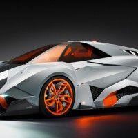 """Lamborghini Egoist - """"It's wholly insane, impractical to a fault and so completely preposterous that it revels in its own decadence and depravity. Frankly, that's what a supercar should do."""""""