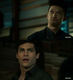 Malec 3x03 | Magnus Bane | Alec Lightwood | Shadowhunters