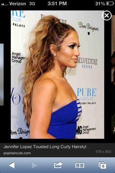 Hair look inspiration