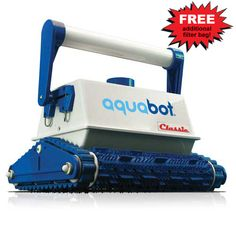 Aquabot Classic Robotic Pool Cleaner With FREE EXTRA BAG Best Automatic Pool Cleaner, Countertop Water Filter, Upright Exercise Bike, Robotic Pool Cleaner, Pool Cleaning, In Ground Pools, Vacuums, Stunts