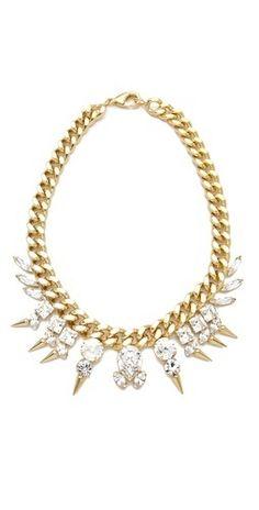 Fallon Jewelry Classique Biker Choker       $325.00
