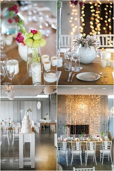 wedding décor - landtscap