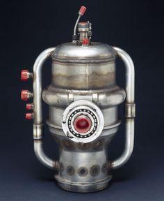 Larch HTP/Kerosene Rocket Engine