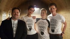 Cast of Fantastic Beasts