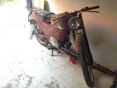 Moto Guzzi Zigolo 98 - 1957