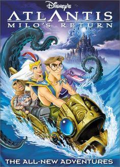 Atlantis: Milos Return - Rotten Tomatoes