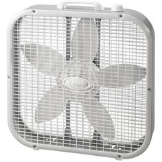 Lasko Indoor Box Fan at Lowe's. The Lasko 20 in. box fan combines the cooling power of 3 fan speeds and a 20 in. fan diameter, all in a compact, lightweight, energy-efficient
