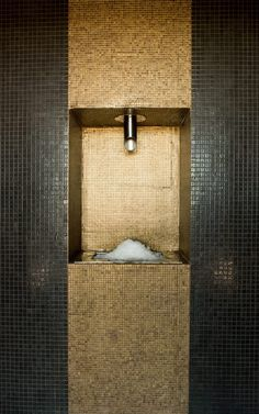 Our #glassmosaic takes part in the most relaxing area in the Resort&Spa Valbusenda.