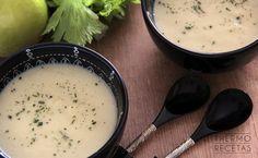 La crema de manzana y hortalizas es una receta apta para vegenos y vegetarianos que nos ayudará a mantener una dieta sana y saluble