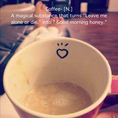 Bom dia!  #goodmorning #coffee
