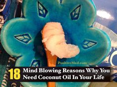 18 Mind Blowing Reasons Why You Need Coconut OilPositiveMed   Stay Healthy. Live Happy