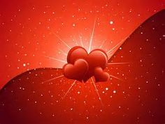 Love to the moon and back: red heart valentine images - Bing Images