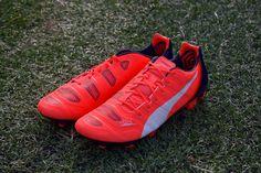 Orange Puma evoPOWER 1.2 2015-2016 Boots Released