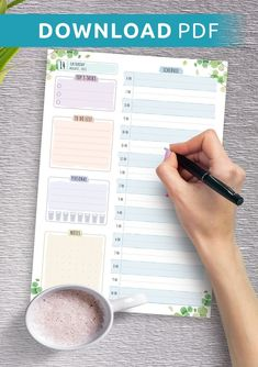 This collection of 2021 Diary Planners PDF Templates designed to help you schedule your tasks, plan events, jot important things down and get things done. It's no-nonsense approach, functional design and roomy pages provide everything you need to stay organized and inspired. Here are the best templates you can customize and download. At A Glance Planner, Hourly Planner, Diary Planner, Teacher Planner, Day Planner Template, Weekly Meal Plan Template, Monthly Budget Template, Goal Setting Template, Goals Template